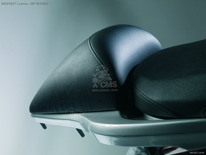 Fes150 Silver Wing Backrest