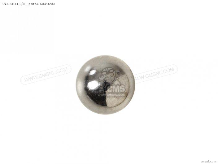 Ball-steel,3/8' photo