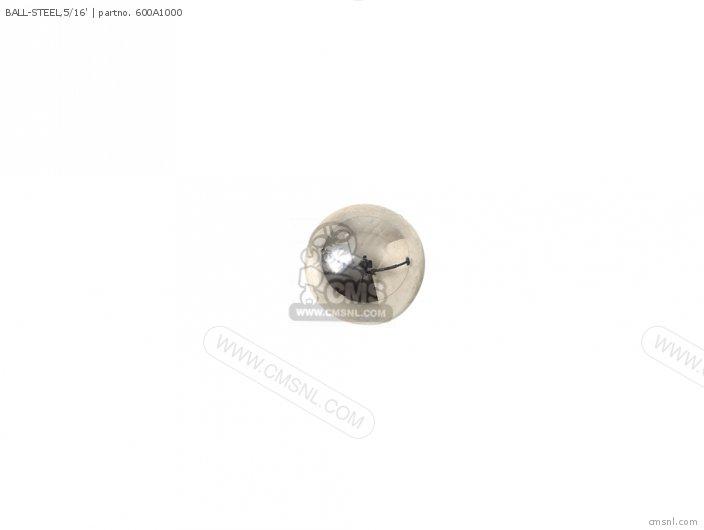 Ball-steel,5/16' photo