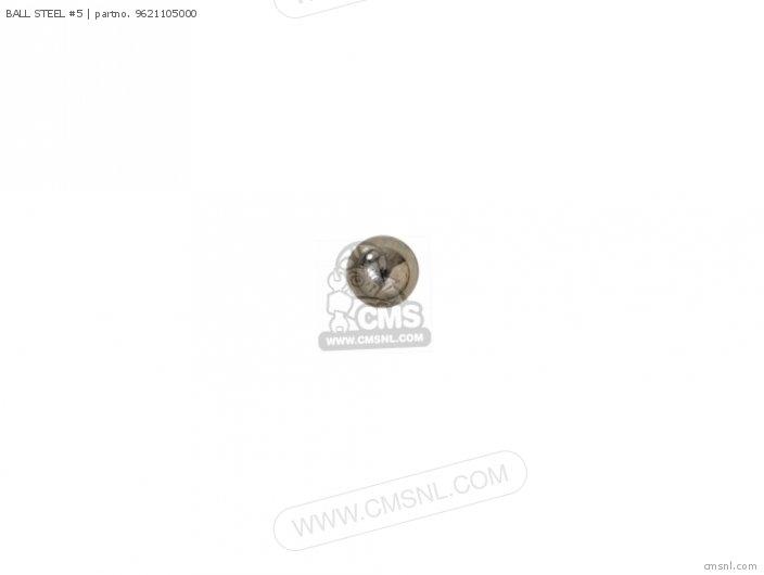 BALL STEEL #5