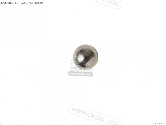 BALL STEEL #8