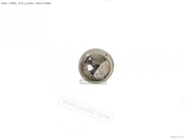 BALL  STEEL   10