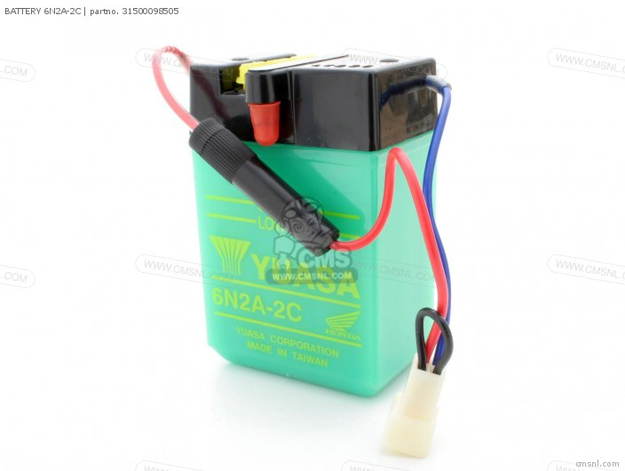 BATTERY 6N2A-2C