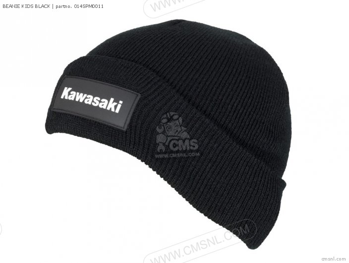Beanie Kids Black photo