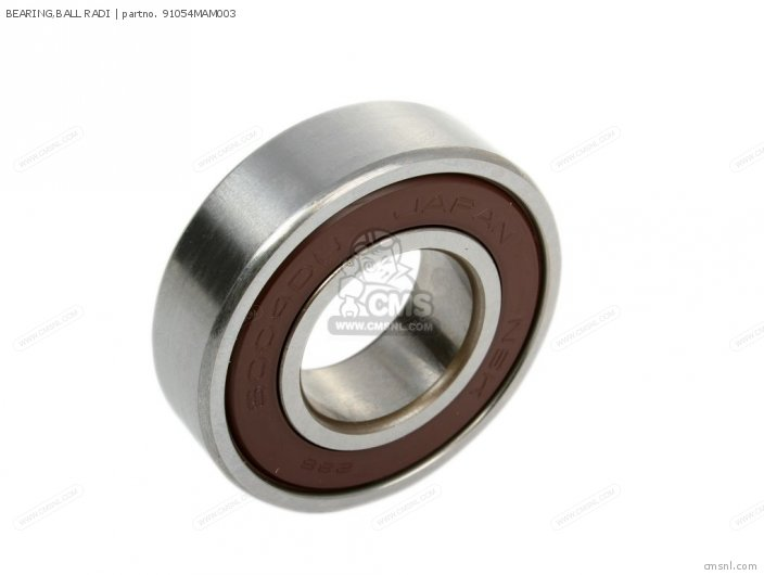 BEARING BALL RADI