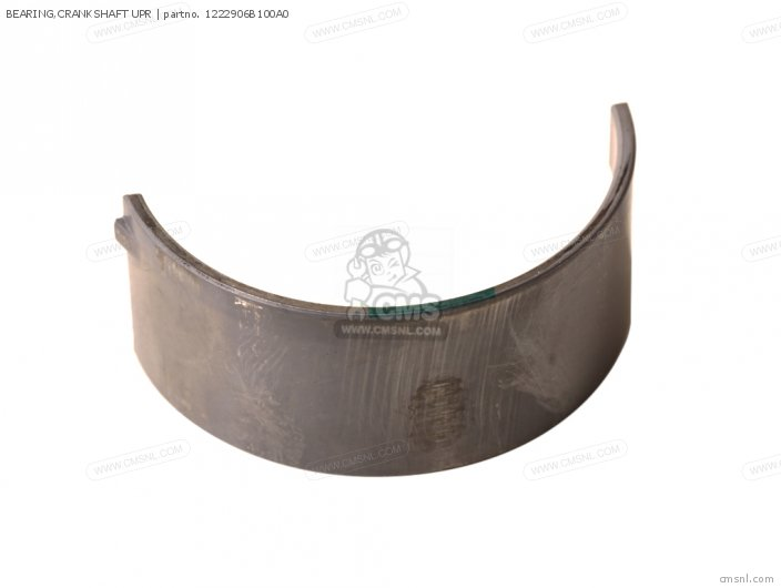 BEARING CRANKSHAFT UPPER