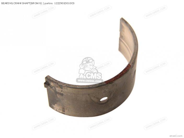 Bearing, Crankshaft(brown) photo
