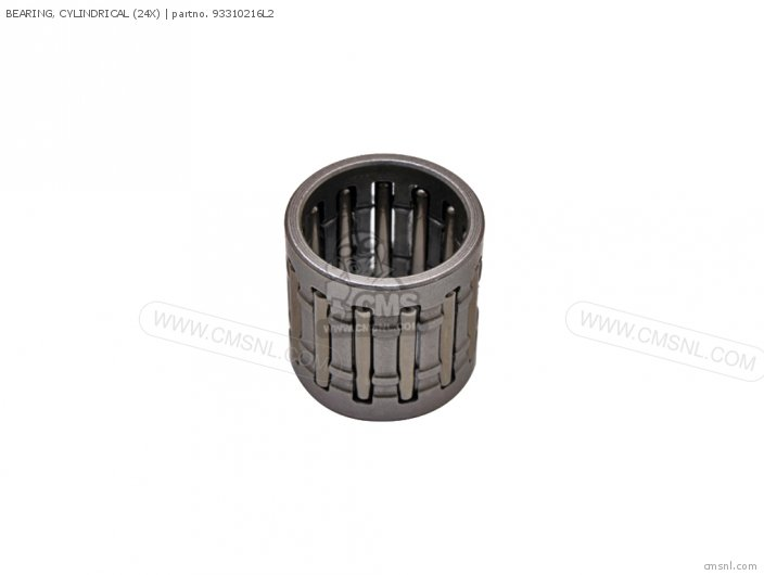 Dt125 1978 Usa Bearing  Cylindrical 24x