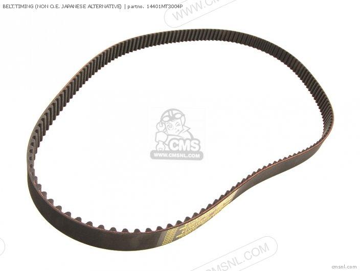 Belt, Timing (non O.e. Japanese Alternative) photo