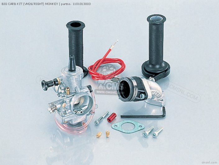 Big Carb Kit (vm26/right) photo