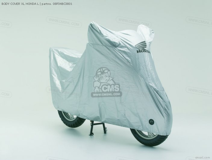 Fes150 Silver Wing Body Cover Xl Honda L