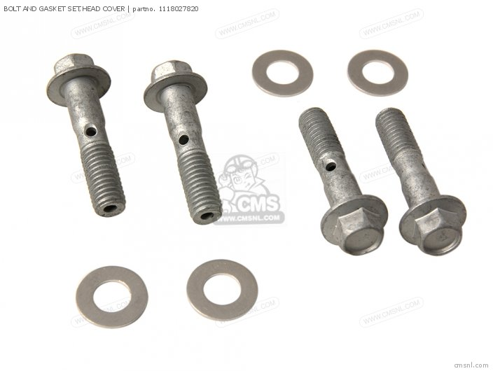 Bolt And Gasket Set, Head Cover photo