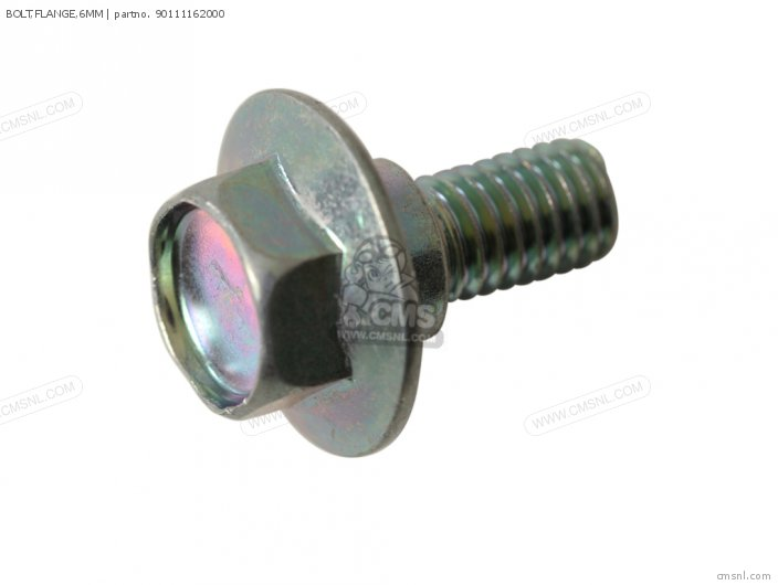 BOLT FLANGE 6MM