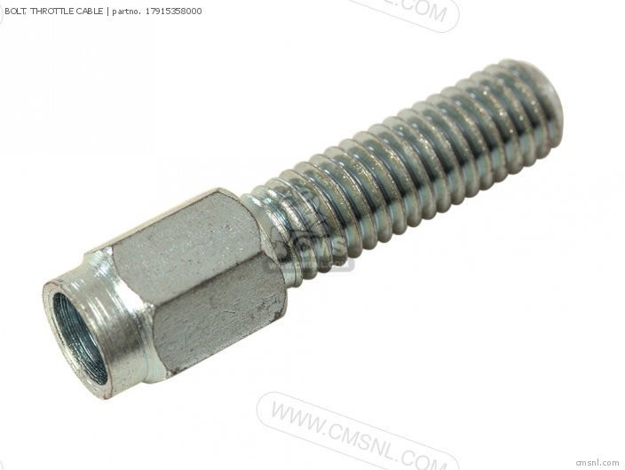 BOLT, THROTTLE CABLE