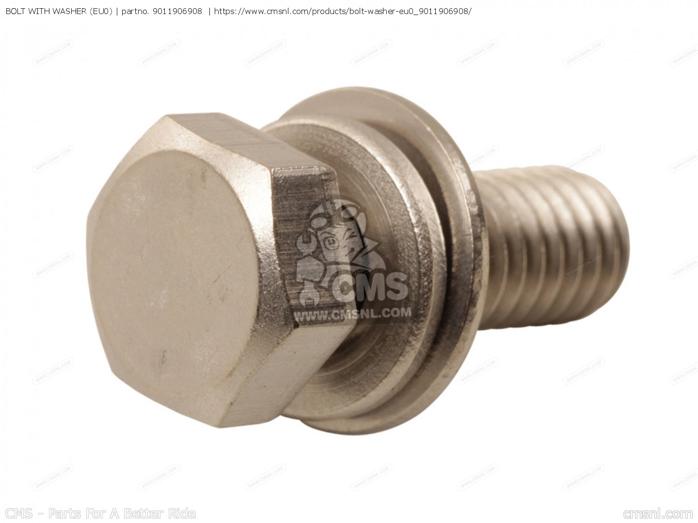 Bolt And Washer >> Bolt With Washer Eu0