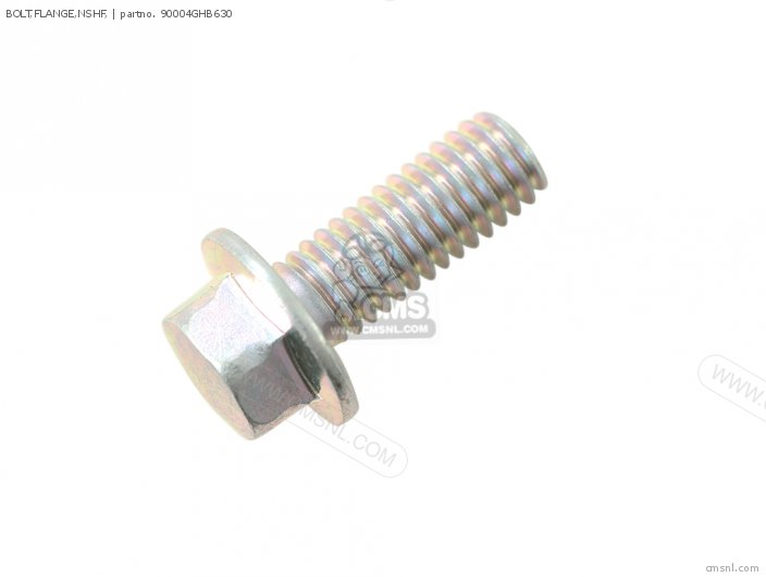 Bolt, Flange, Nshf,  photo