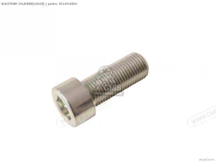 Bolt, Fork Cylinder(10x25) photo