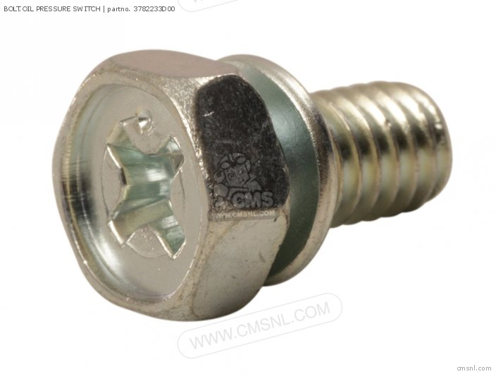 Bolt, Oil Pressure Switch photo