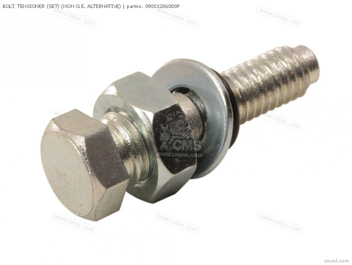 BOLT, TENSIONER (SET) (NON O.E. ALTERNATIVE)