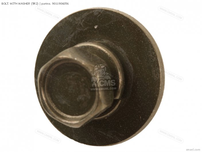 Bolt, With Washer (5r2) photo