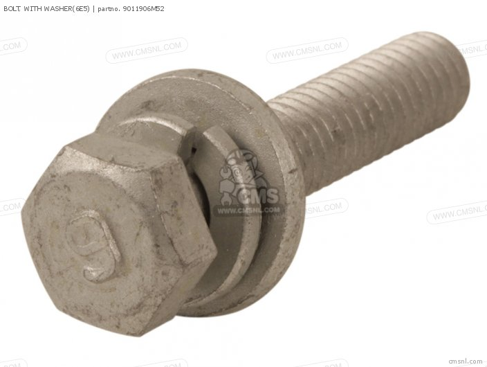 Bolt, With Washer(6e5) photo