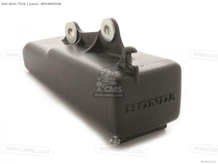 Box Assy.,tool photo