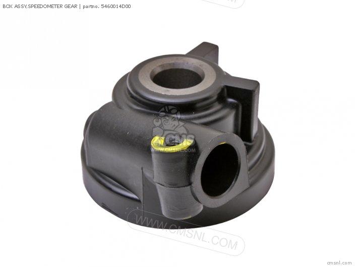 Box Assy, Speedometer Gear photo