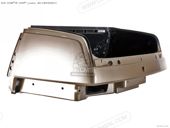 83606mn5000 83606mt8000 Emblem B Side Cov Honda 83606