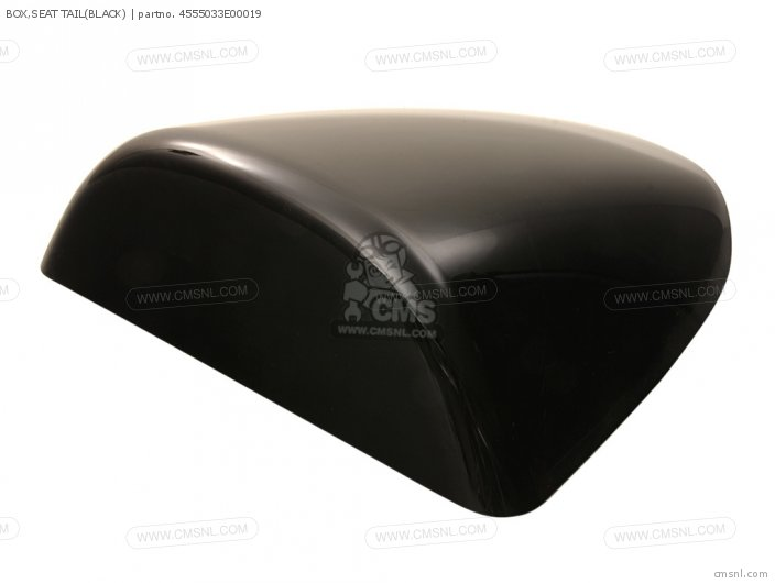 Box, Seat Tail(black) photo