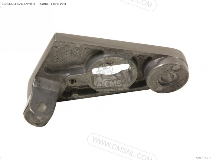 BRACKET, HEAD LAMP, RH