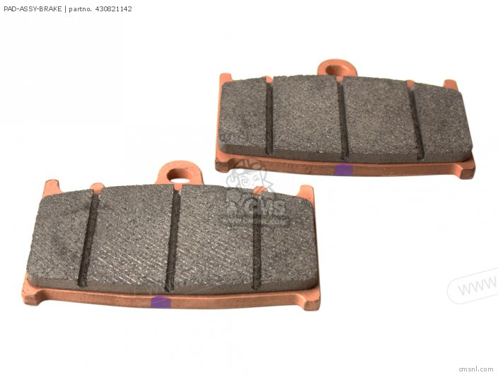 Brake Pad Assembly photo