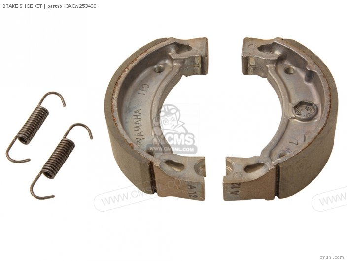 Brake Shoe Kit photo