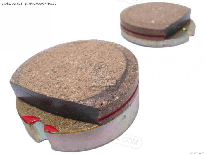 Cb360g Usa Brakepad Set
