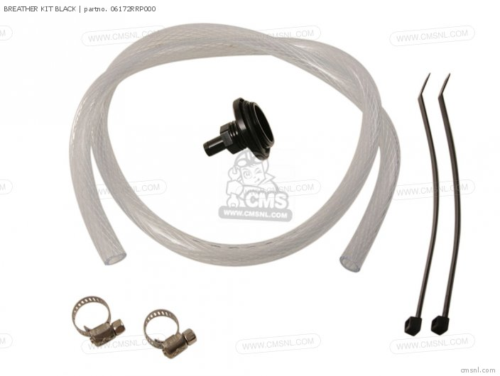 C100m2 Astrea Indonesia Breather Kit Black