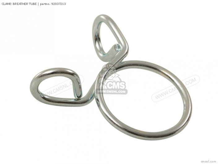 BREATHER TUBE CLAMP