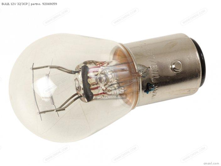 Bulb,12v 32/3cp photo