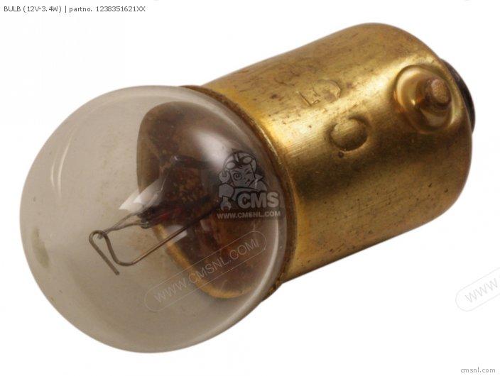 Rd400 1979 Usa Bulb 12v-3 4w