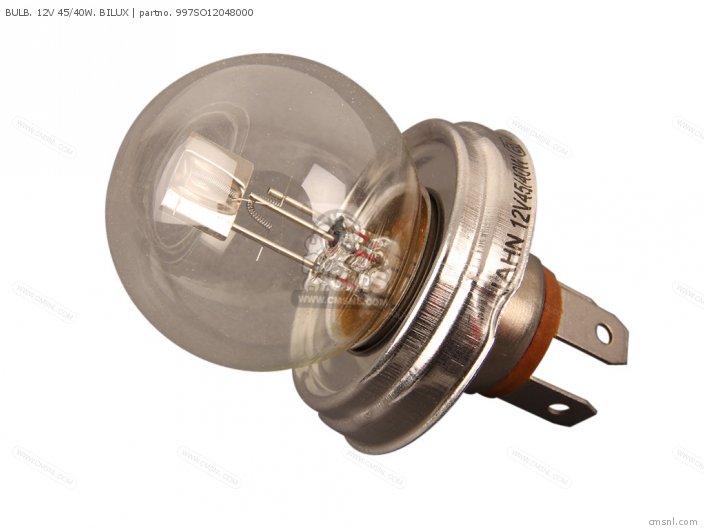 Bulb. 12v 45/40w. Bilux photo