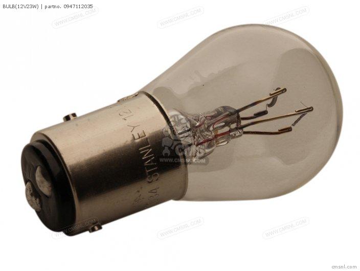 Bulb(12v23w) photo