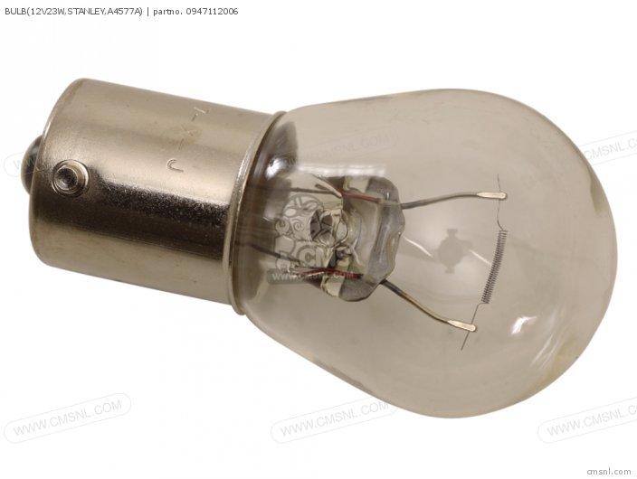 Bulb(12v23w, Stanley, A4577a) photo