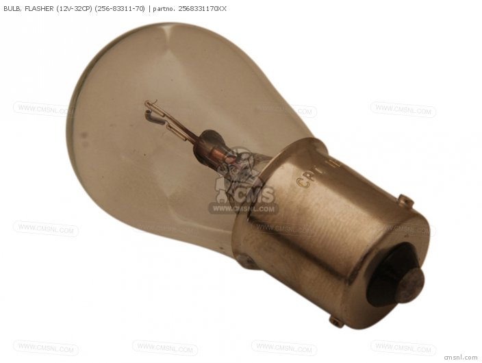 Bulb, Flasher (12v-32cp) (256-83311-70) photo