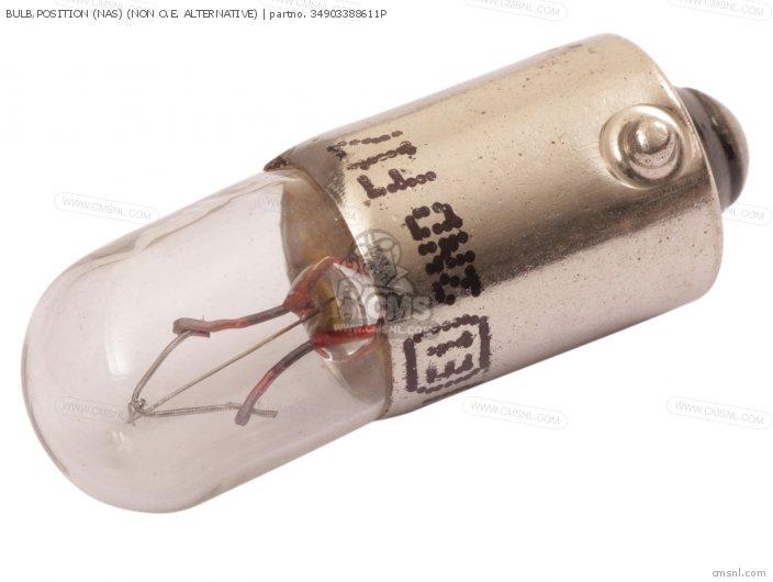 Bulb, Position (nas) (non O.e. Alternative) photo