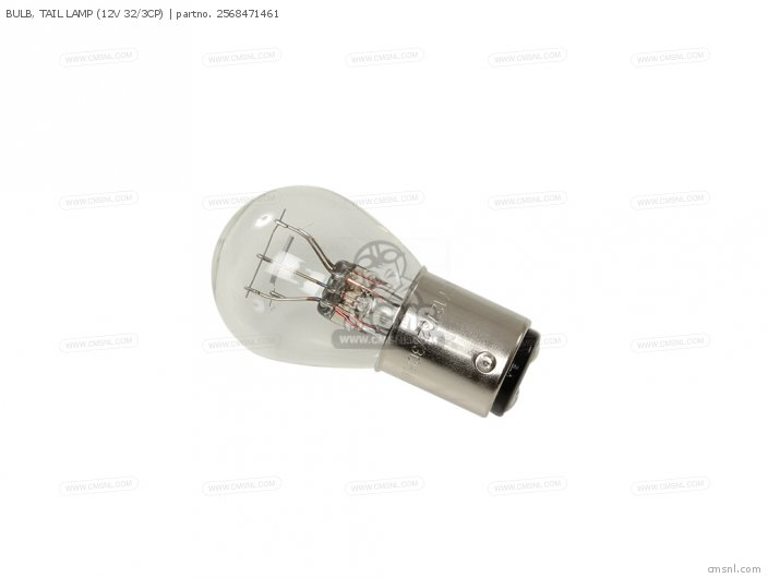 Bulb, Tail Lamp (12v 32/3cp) photo