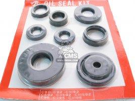 C92,C95 OIL SEAL SET (9PCS)