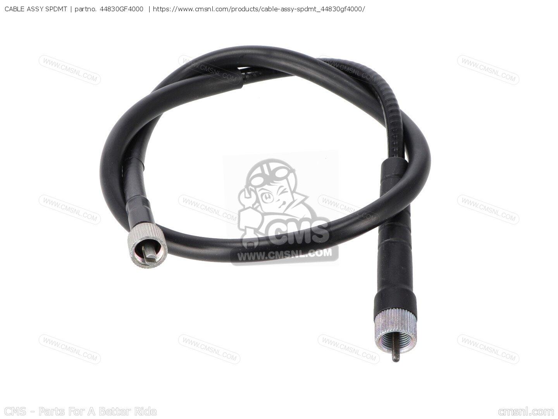 Speedometer Speedo Cable For Honda CT90 Trail  S65 SL70 XL70 CA110 44830-GF4-000