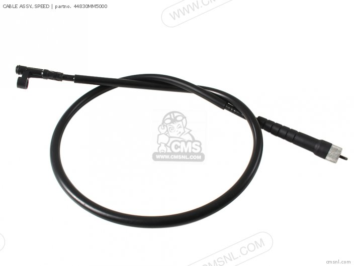 CABLE ASSY.,SPEED