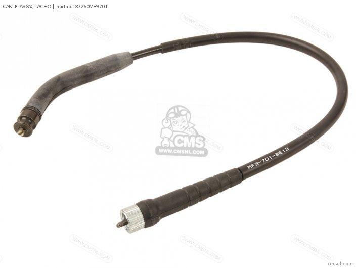 Cable Assy.,tacho photo