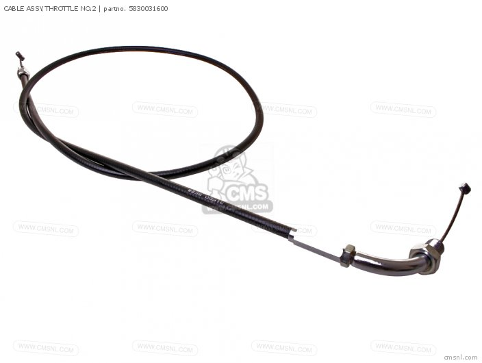 CABLE ASSY THROTTLE NO 2