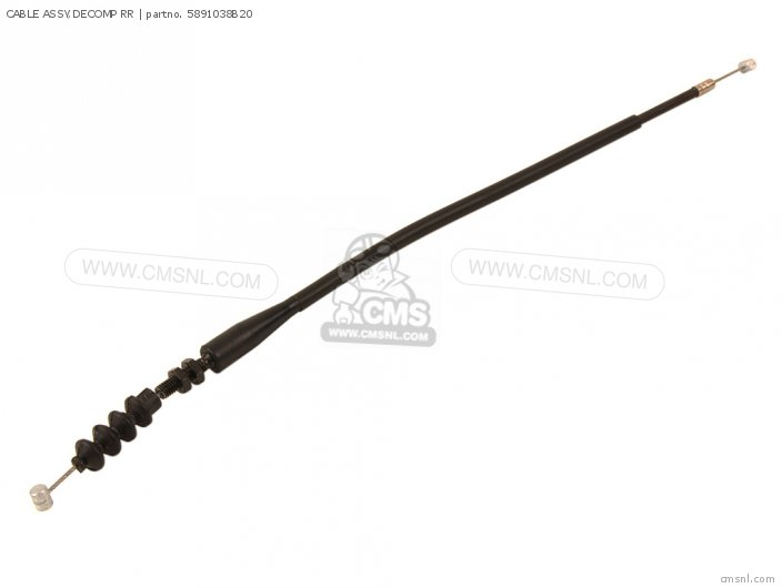 Cable Assy, Decomp Rr photo