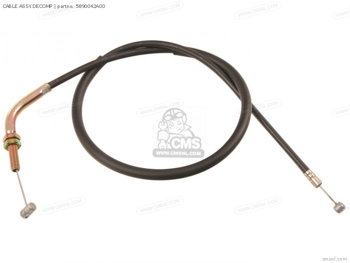 Cable Assy, Decomp photo